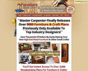 9,000 Wood Furniture Plans and Craft Plans For DIY Woodworking - Furniture Woodworking Plans Bed Desk