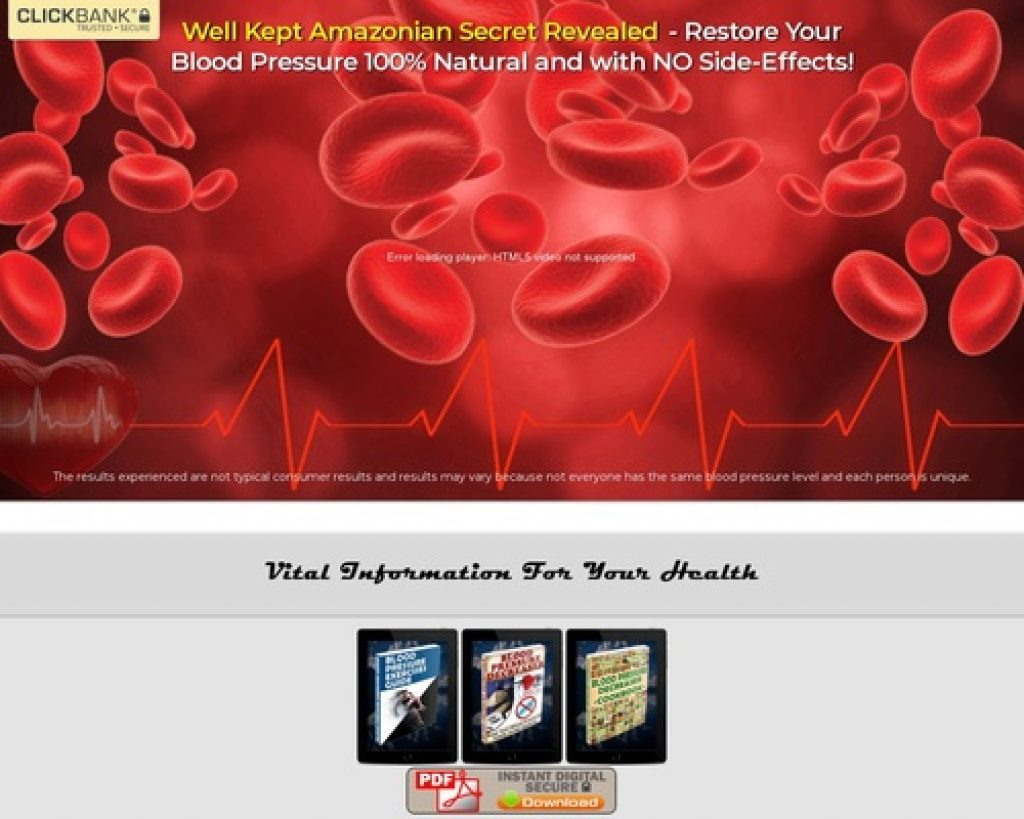 Blood Pressure Decreaser - New High Blood Pressure Offer With Huge Cr