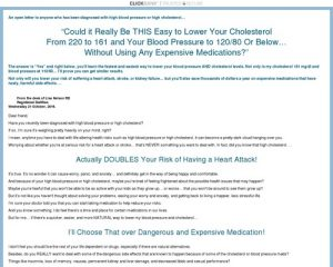 Heart Health Made Easy: How To Lower Blood Pressure & Cholesterol