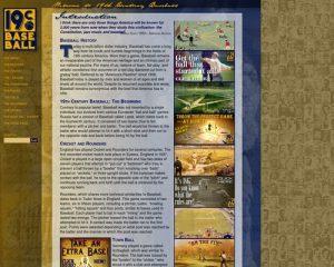 Baseball History: 19th Century Baseball