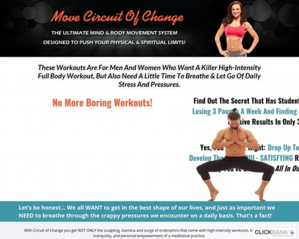 Move Circuit of Change |