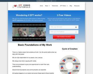Emotional Freedom Technique Video, EFT Video Program