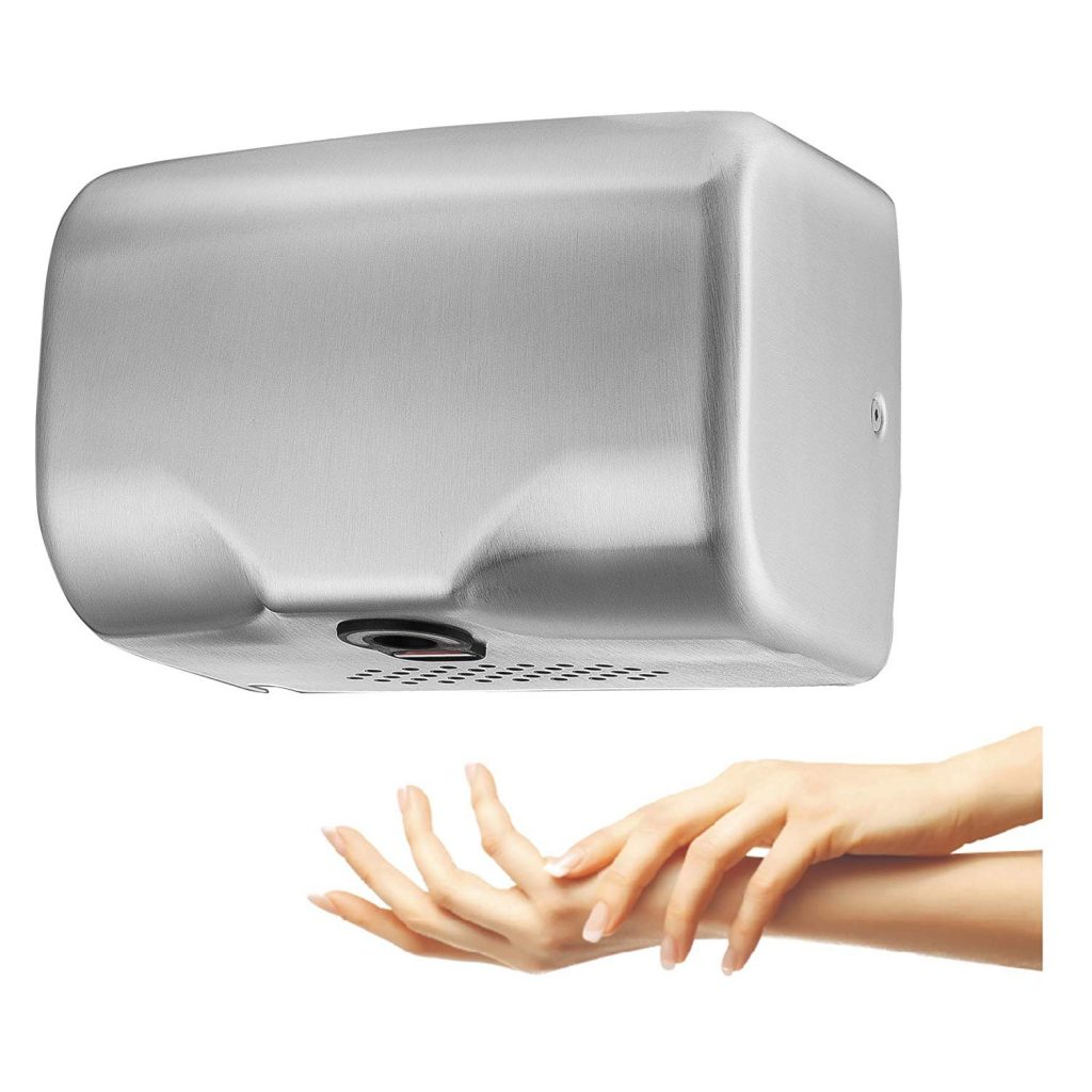 top 10 electric hand dryers