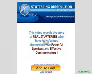 Stuttering Dissolution Multimedia Program
