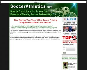 Soccer Training Program