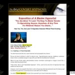 How To Hypnotize Someone - The Art Of Covert Hypnosis