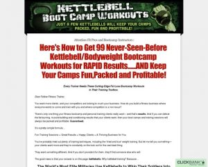 KettlebellBootCampWorkout.com |