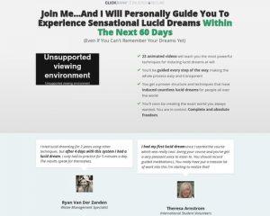 Lucid Dreaming Mastery Enrollment - Lucid Academy