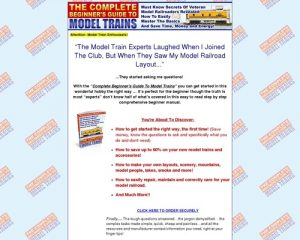 The Complete Beginners Guide To Model Trains