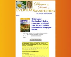 Everyday Manifesting - Manifesting Your Desires!