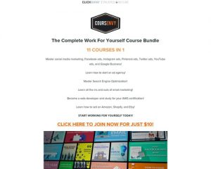 Coursenvy ClickBank Mastery Bundle | Coursenvy