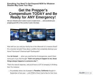 Prepper's Compendium