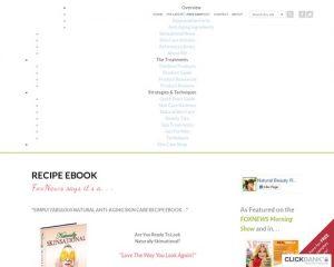 Recipe eBook | Natural Anti-Aging Skin Care