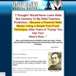 Usui Reiki Healing Master - How To Learn Reiki The Easy Way