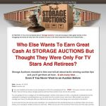 Best Storage Auctions Program - Earn More With A Storage Leader