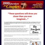 1000 Questions for Couples - official site