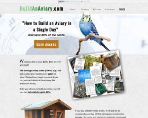 Aviary Building: Home Aviary Design and Construction — HereBird.com - Bird Cage & Bird Aviary Advice, Reviews & How-To Guides