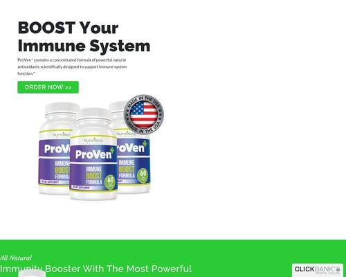 ProVen⁺ Immune Boost Formula