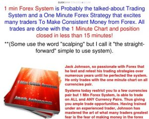 1 Min Forex System - Trade With 1 Minute Chart