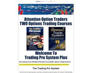 Trading Pro System - Stock Market Options Trading Education