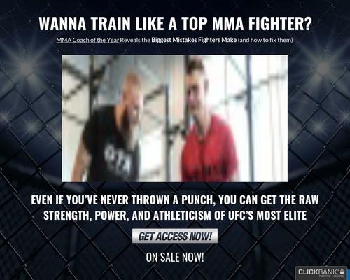 Fight Ready Program - Overtime Athletes