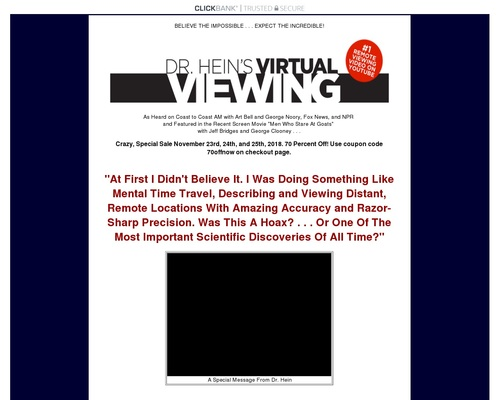 Discover Your Larger Abilities with Virtual Viewing