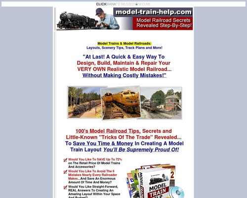 Model Railroads   Model Trains   Ebook